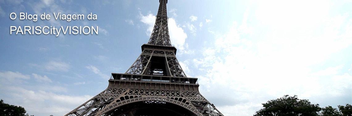 O Blog de Viagem da PARISCityVISION