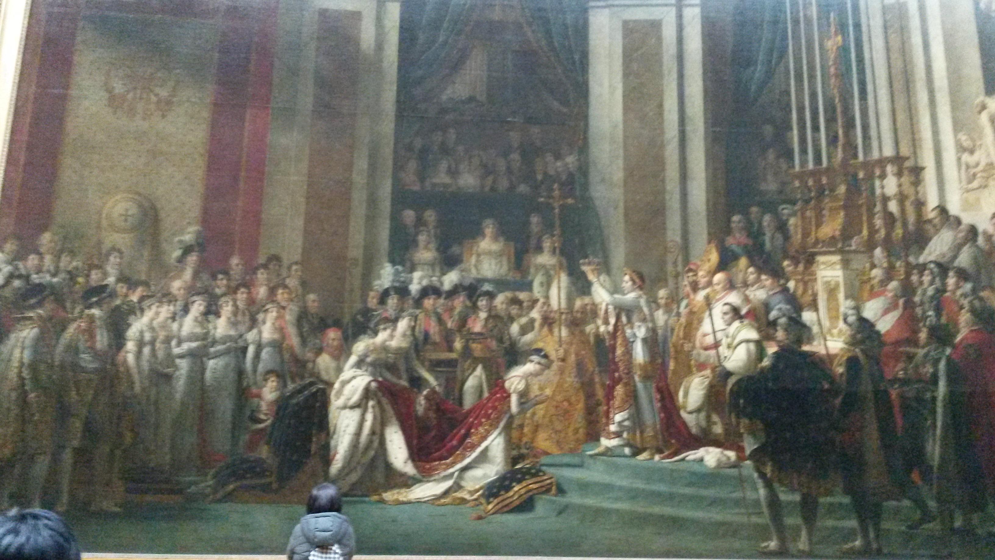 A Sagração de Napoleão