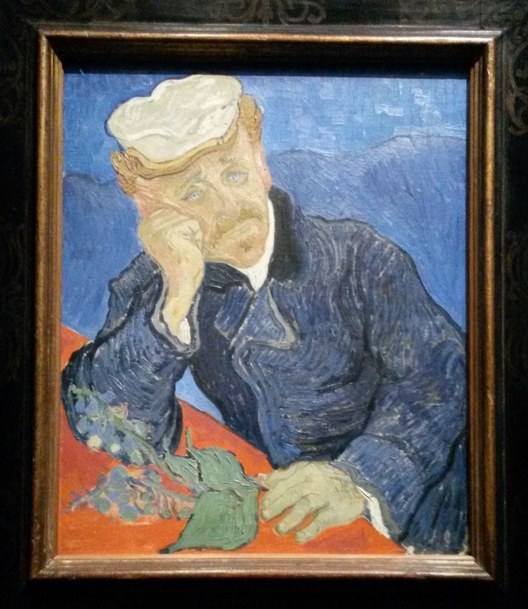 Retrato de Dr. Gachet