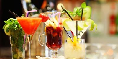 Cocktails Bancada