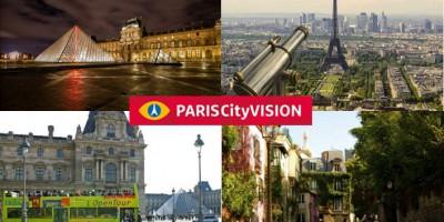 Actividades Paris PARISCityVISION