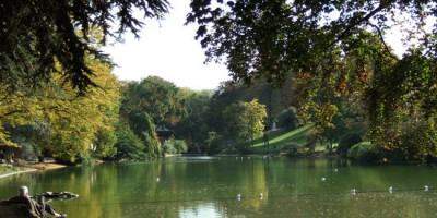 Parc Montsouris - copyright CFV