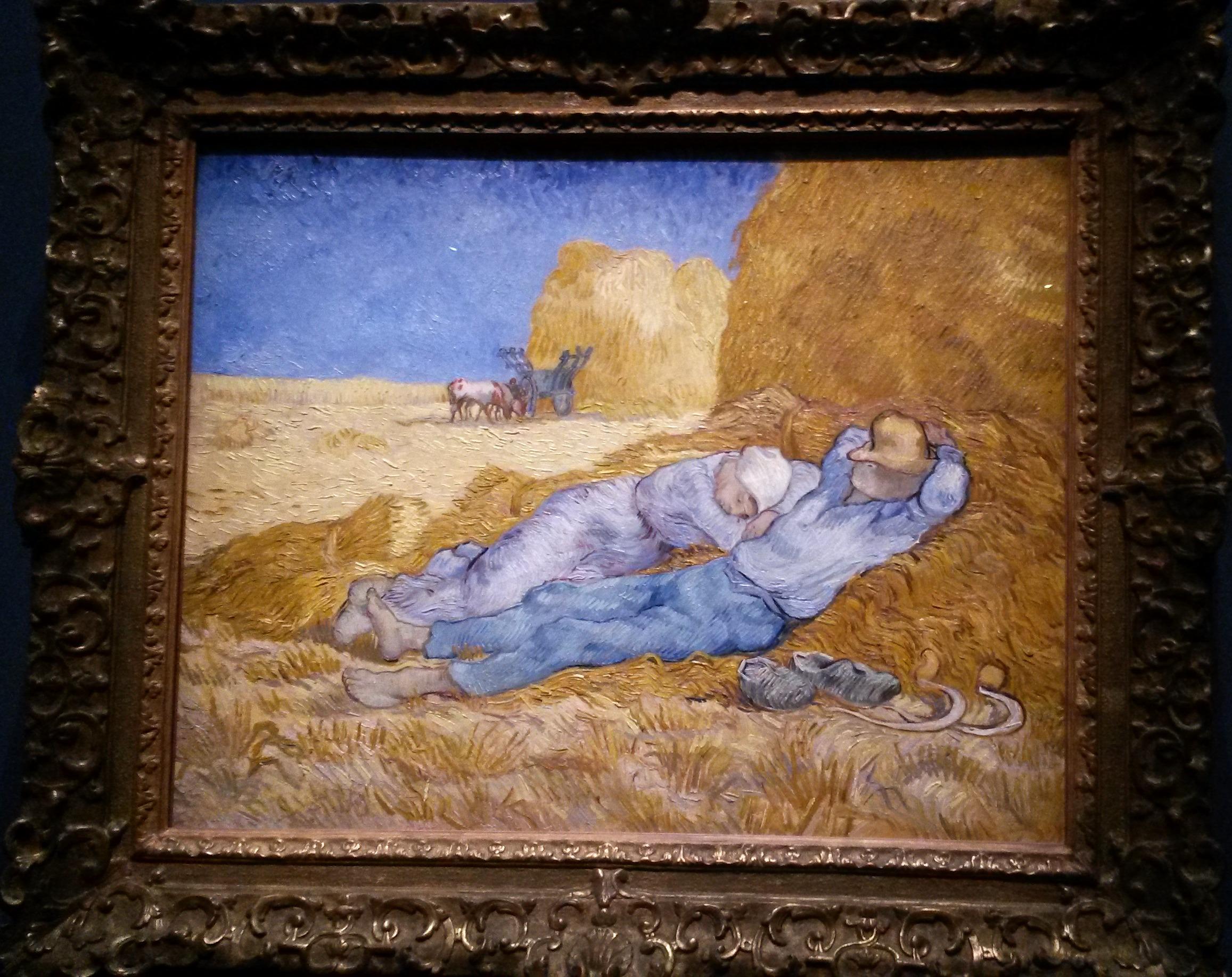 La meridiana o La siesta