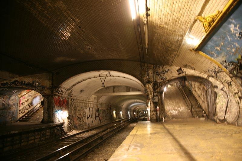 Station de métro Croix Rouge