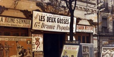 Paris au début du XXème siècle