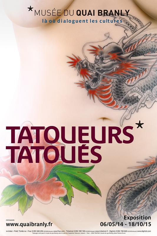 Tatoueurs Tatoués à Paris