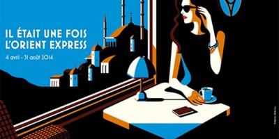 Il était une fois l'orient express à Paris