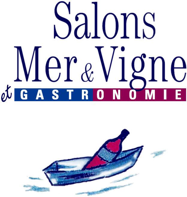 Affiche du salon mer vigne et gastronomie