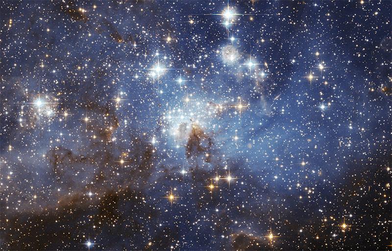 Etoiles et galaxie