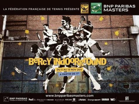 Bercy Indoorground