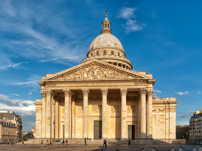 Le Pantheon à Paris