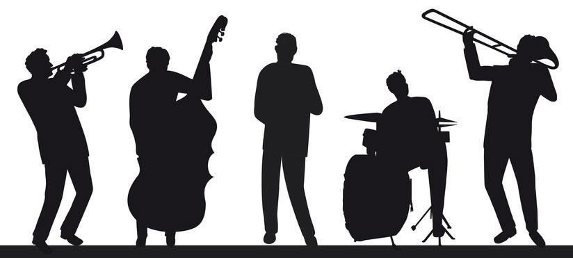 Concert de Jazz en dessin