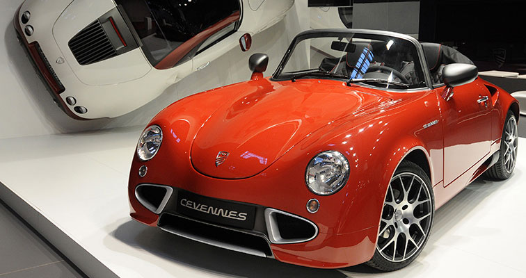 Mondial automobile à Paris