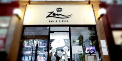 Bar à sieste zen à Paris