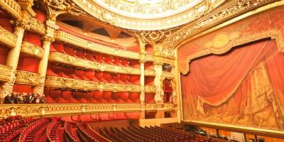 Photographie du Palais Garnier