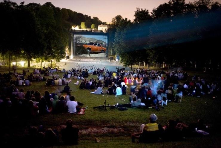 Festival de films sous les étoiles