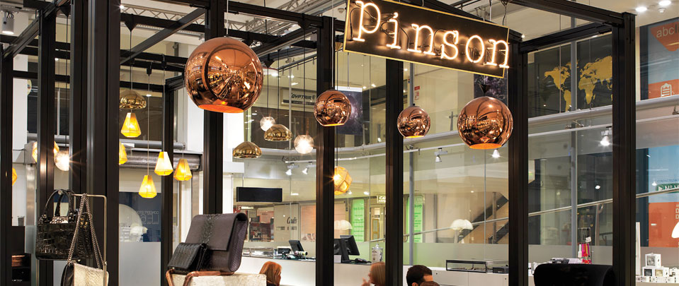 Café Pinson in Paris