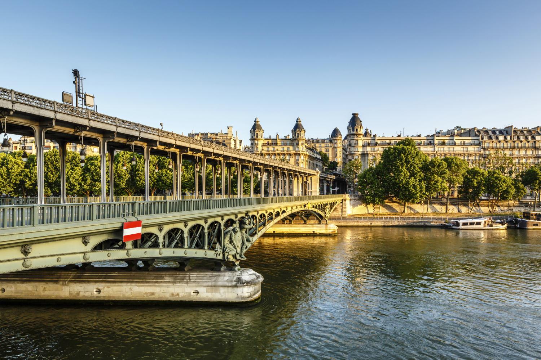 Croisiere sur la Seine privatisée
