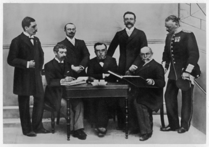 Comité Olímpico - 1896