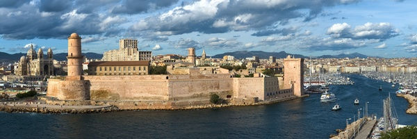 Marseille will host the sailing events