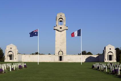 Memorial de Villiers le Bretonneux