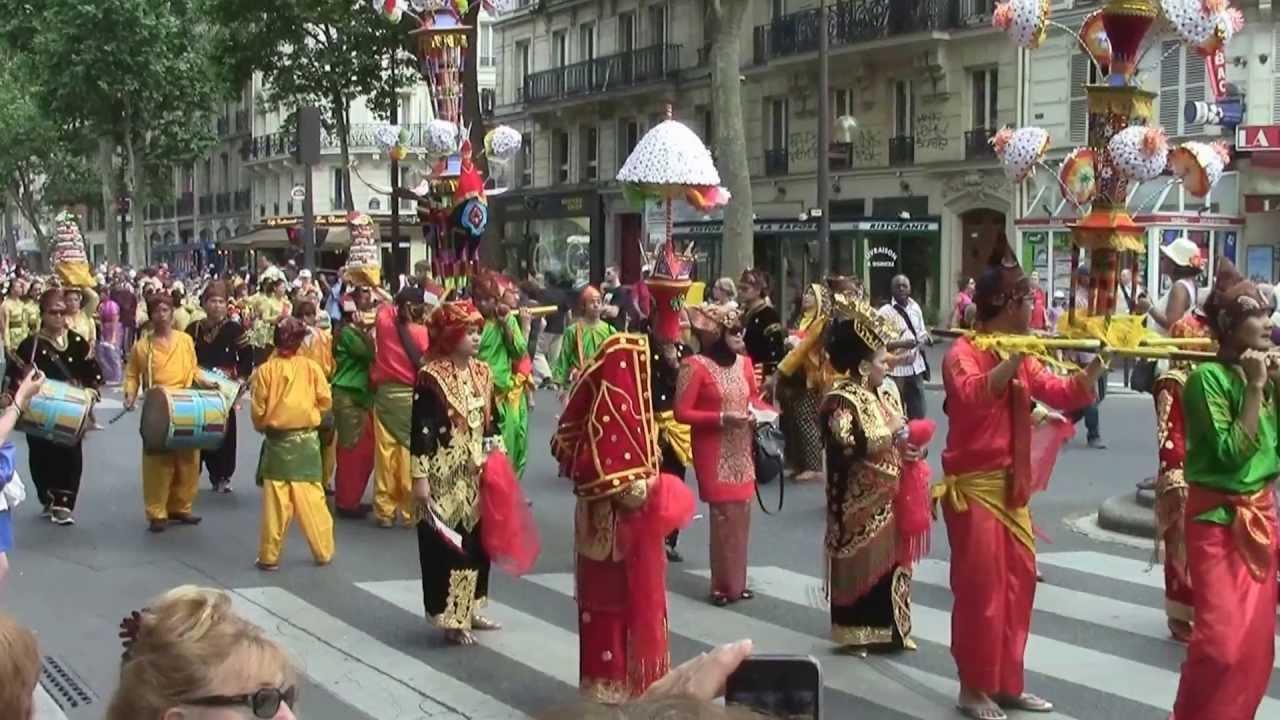 Carnaval of Paris