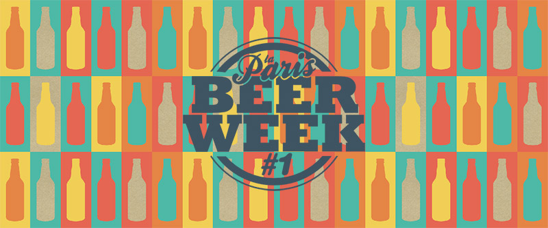 Paris Beer Week First Edition