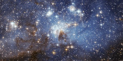 Stars and Galaxy in the Sky