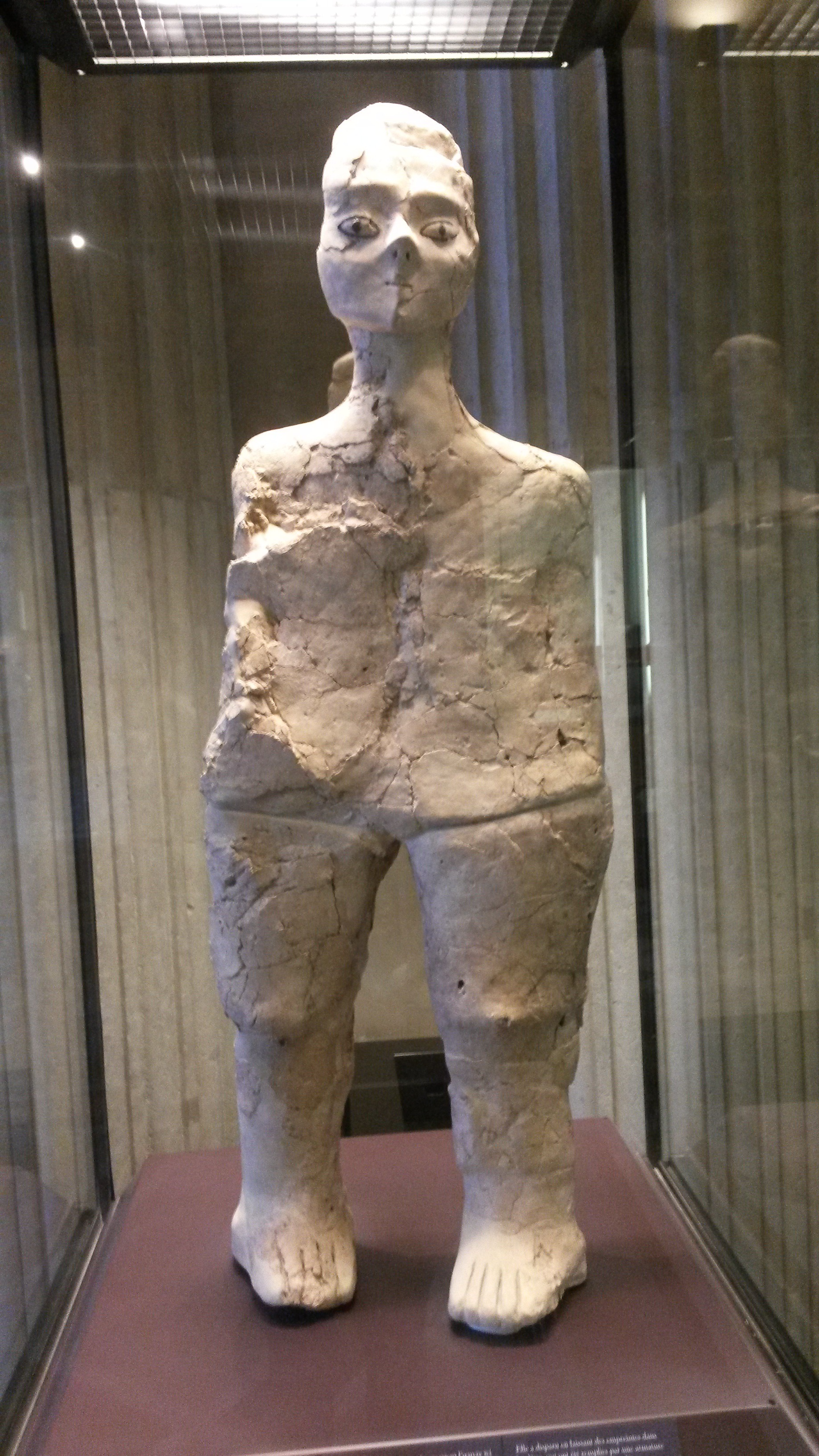 Statue d'Aïn Ghazal
