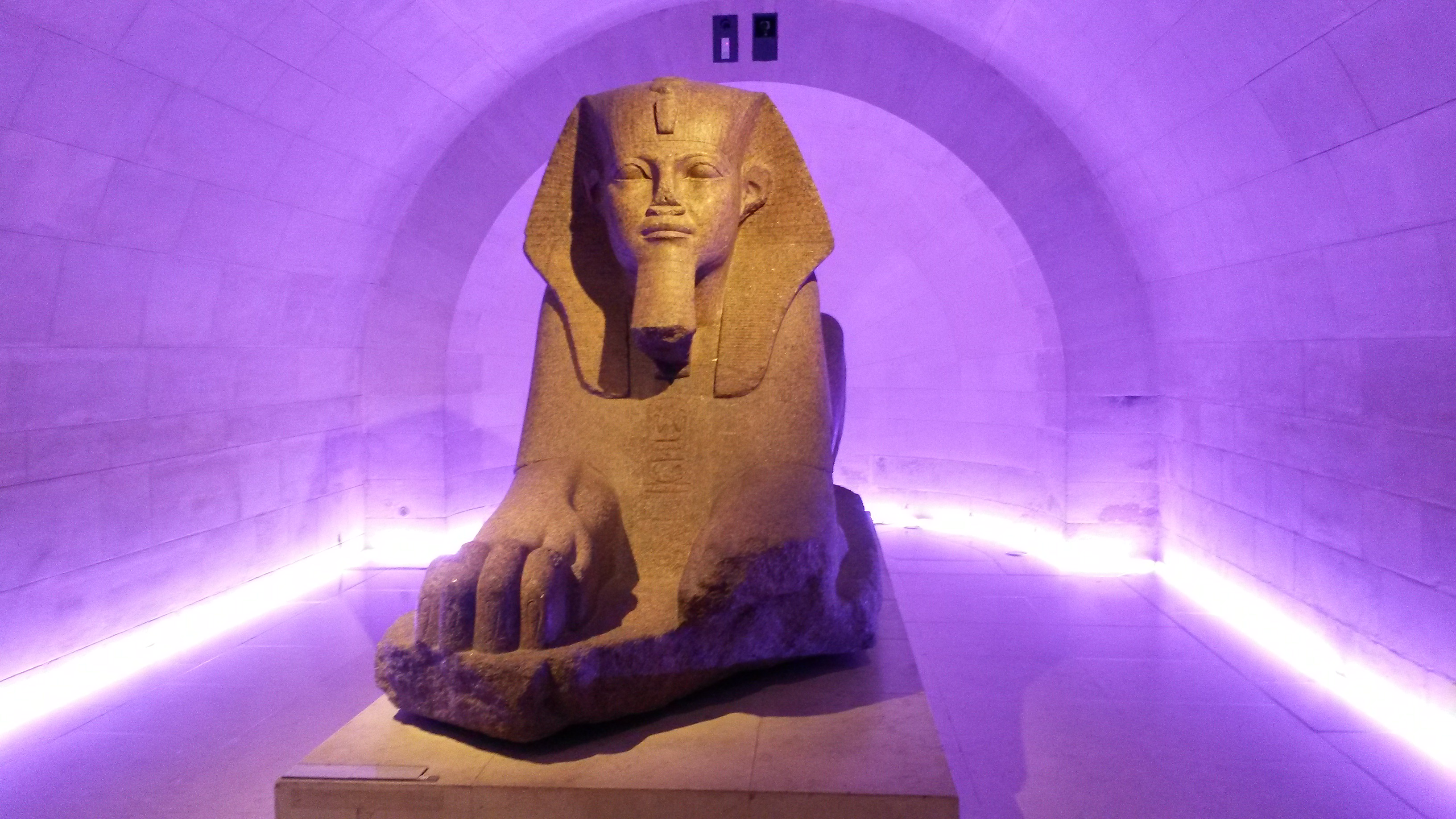 Sphinx égyptien