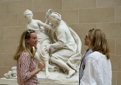 Localers - Louvre Private Tour